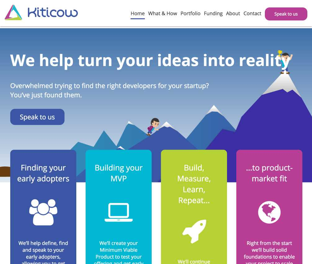 Kiticow Homepage